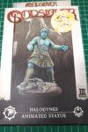 Mortal Gods - Godslayer Halodynes