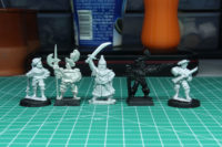 Wargames Foundry - Time Warped Wizards Scale