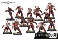 Blood Bowl - Khorne Team